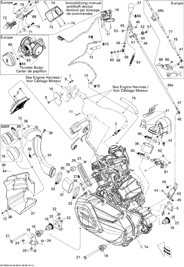 rear drive shaft diagram front and  rear  free engine